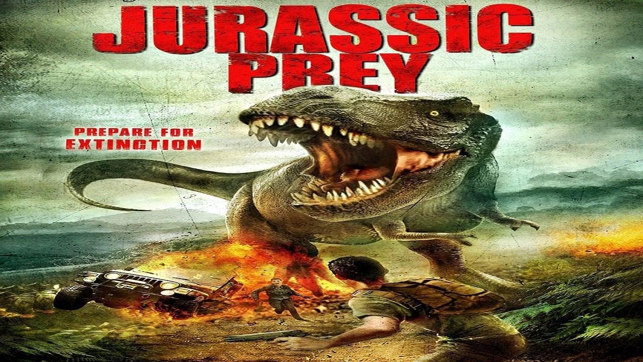 cover-Jurassic Prey