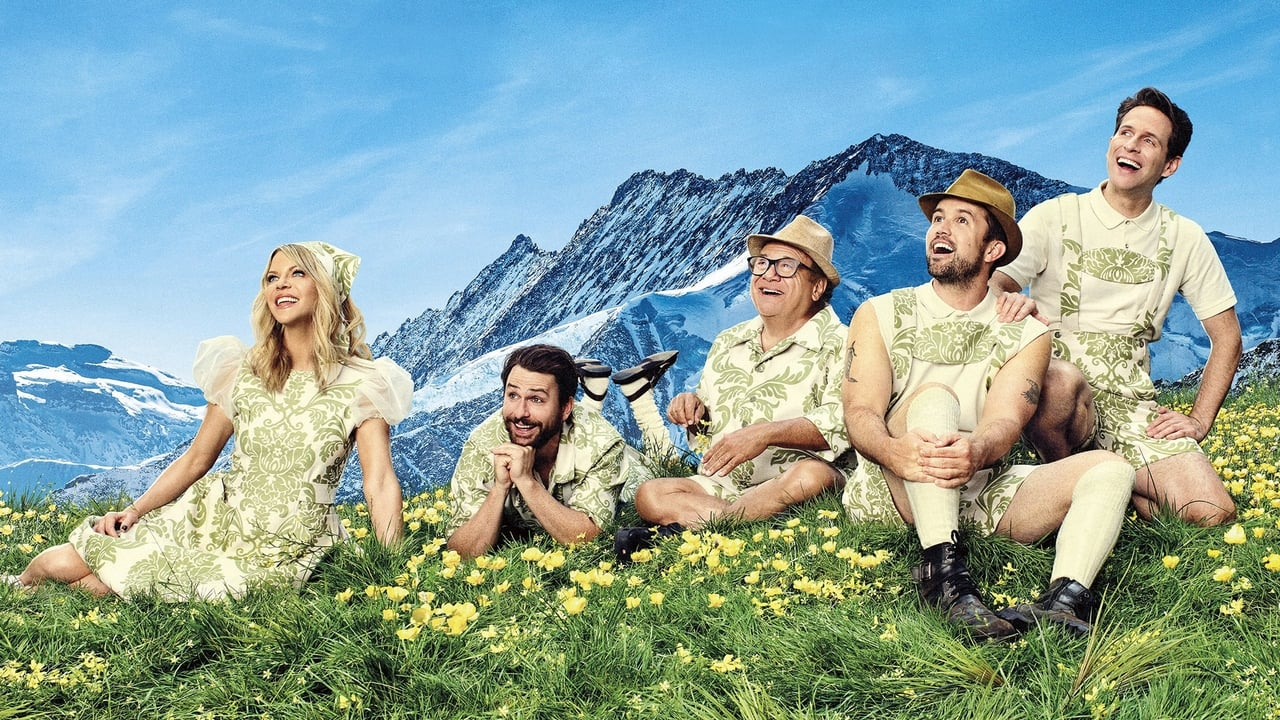 It's Always Sunny in Philadelphia Season 4 Episode 2 : The Gang Solves the Gas Crisis