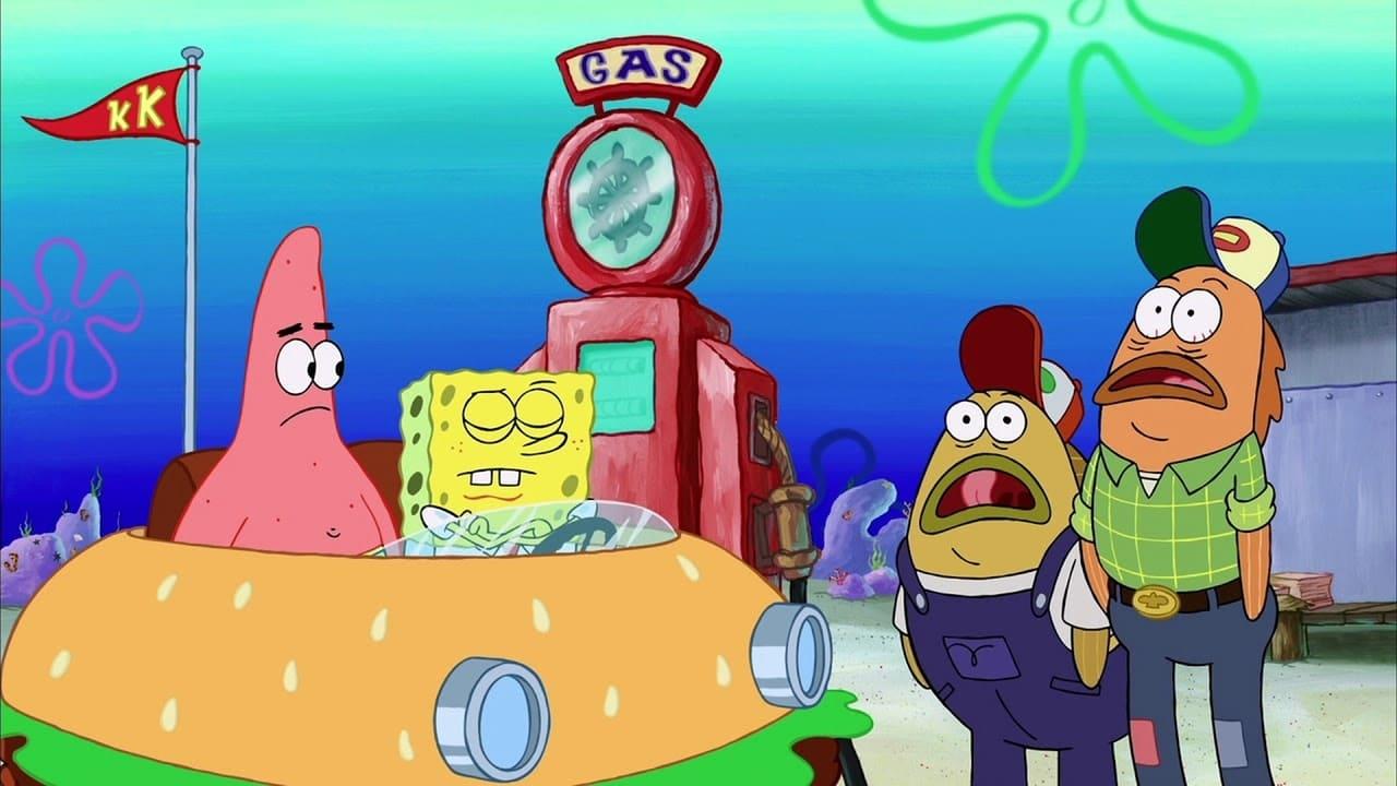 The SpongeBob SquarePants Movie 5