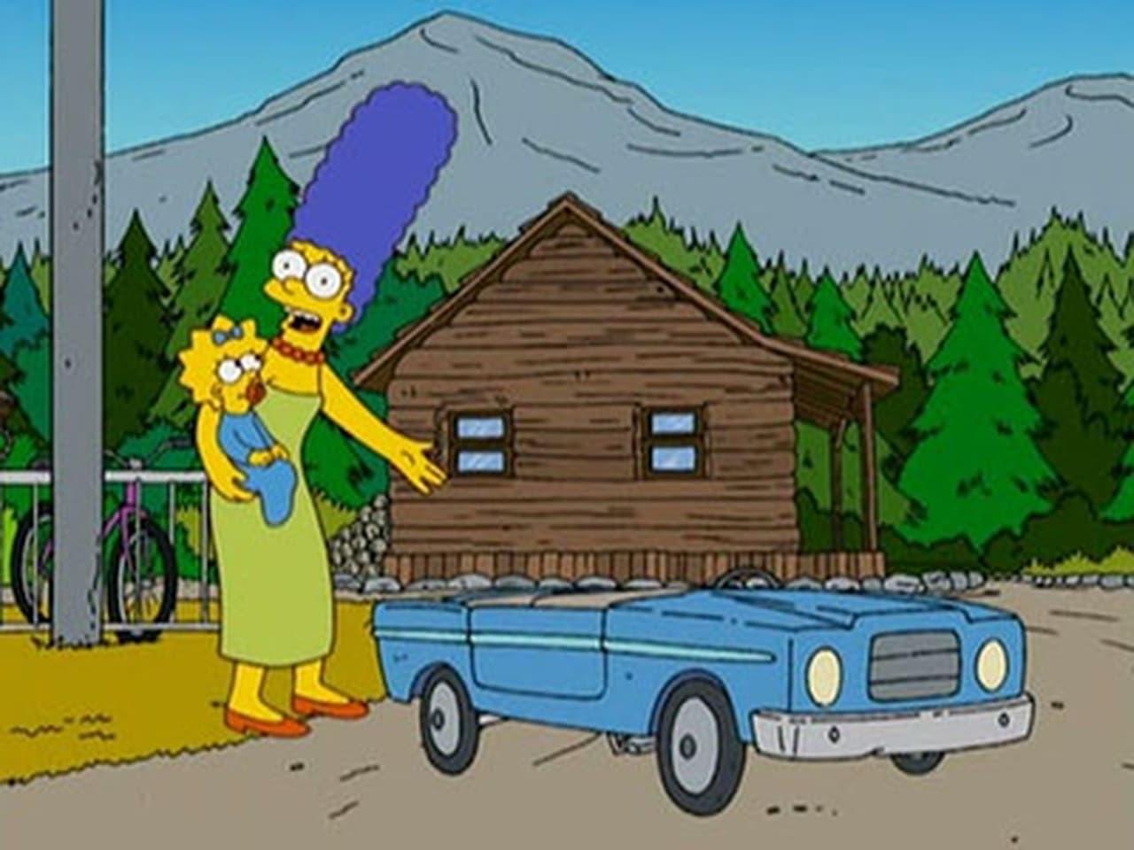 The Simpsons - Season 20 Episode 5 : Dangerous Curves