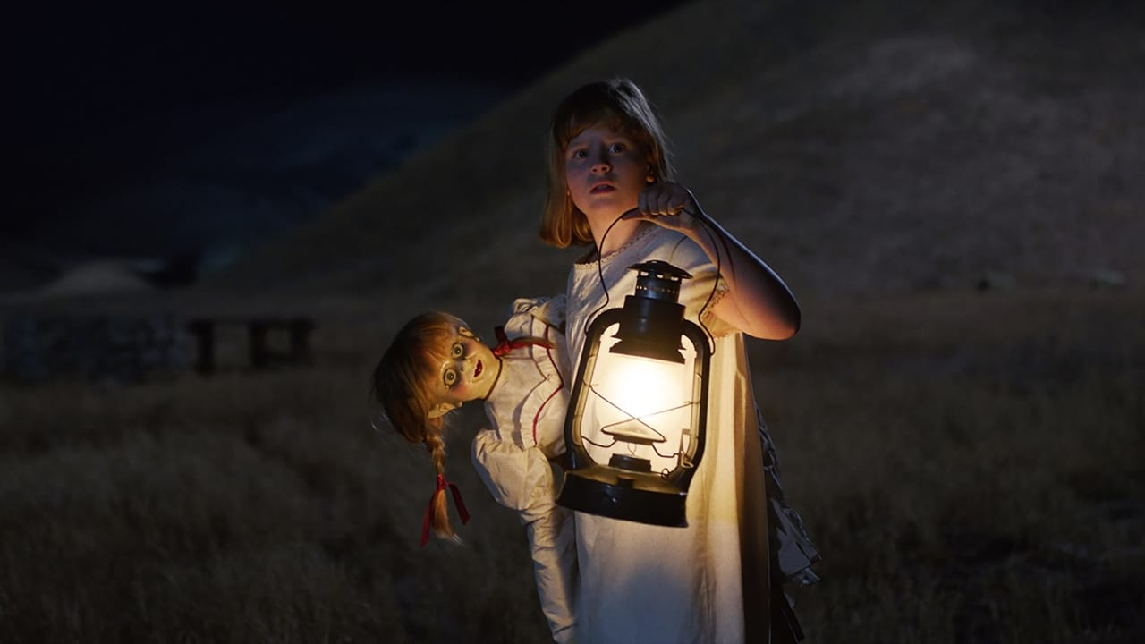 cover-Annabelle: Creation
