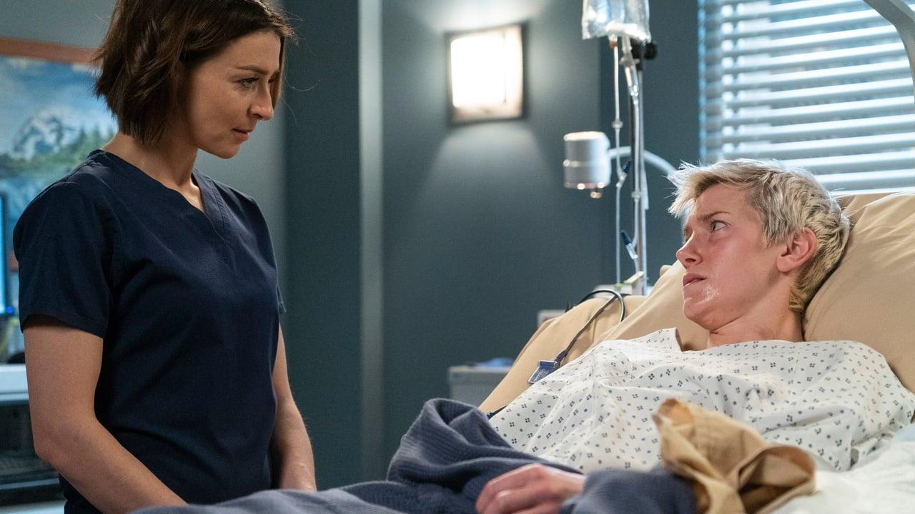 Grey's Anatomy - Season 15 Episode 18 : Add It Up