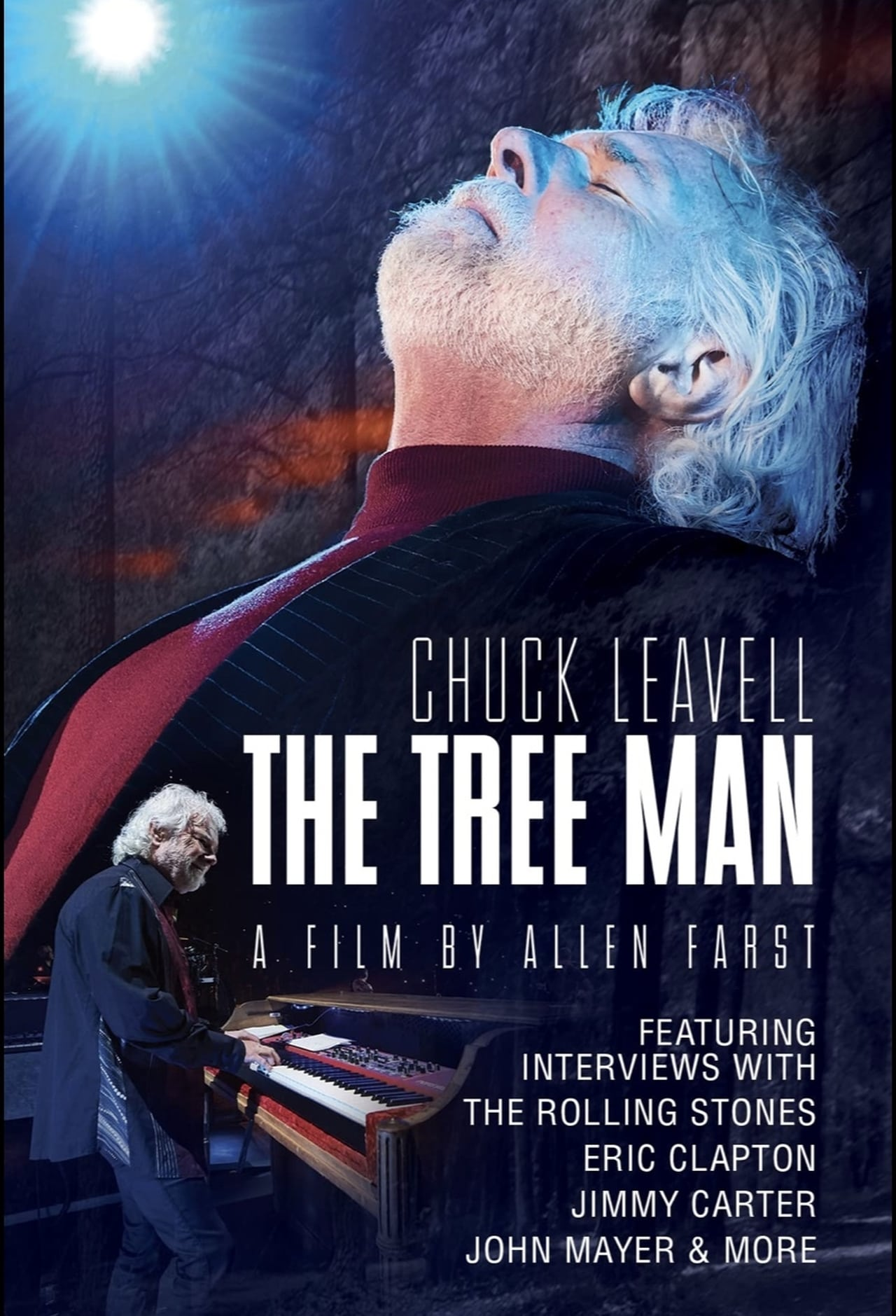 Chuck Leavell: The Tree Man (2020)