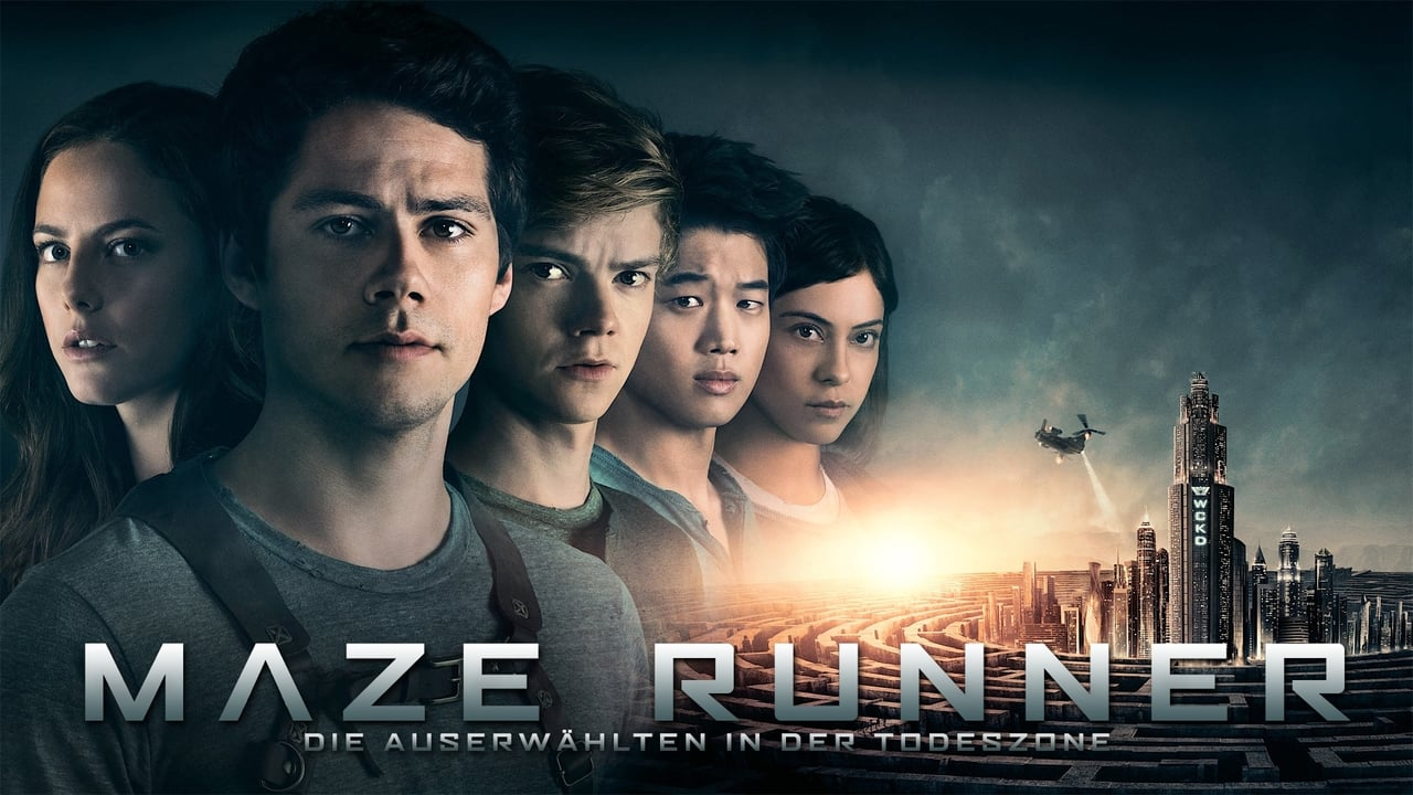Maze Runner: The Death Cure 3