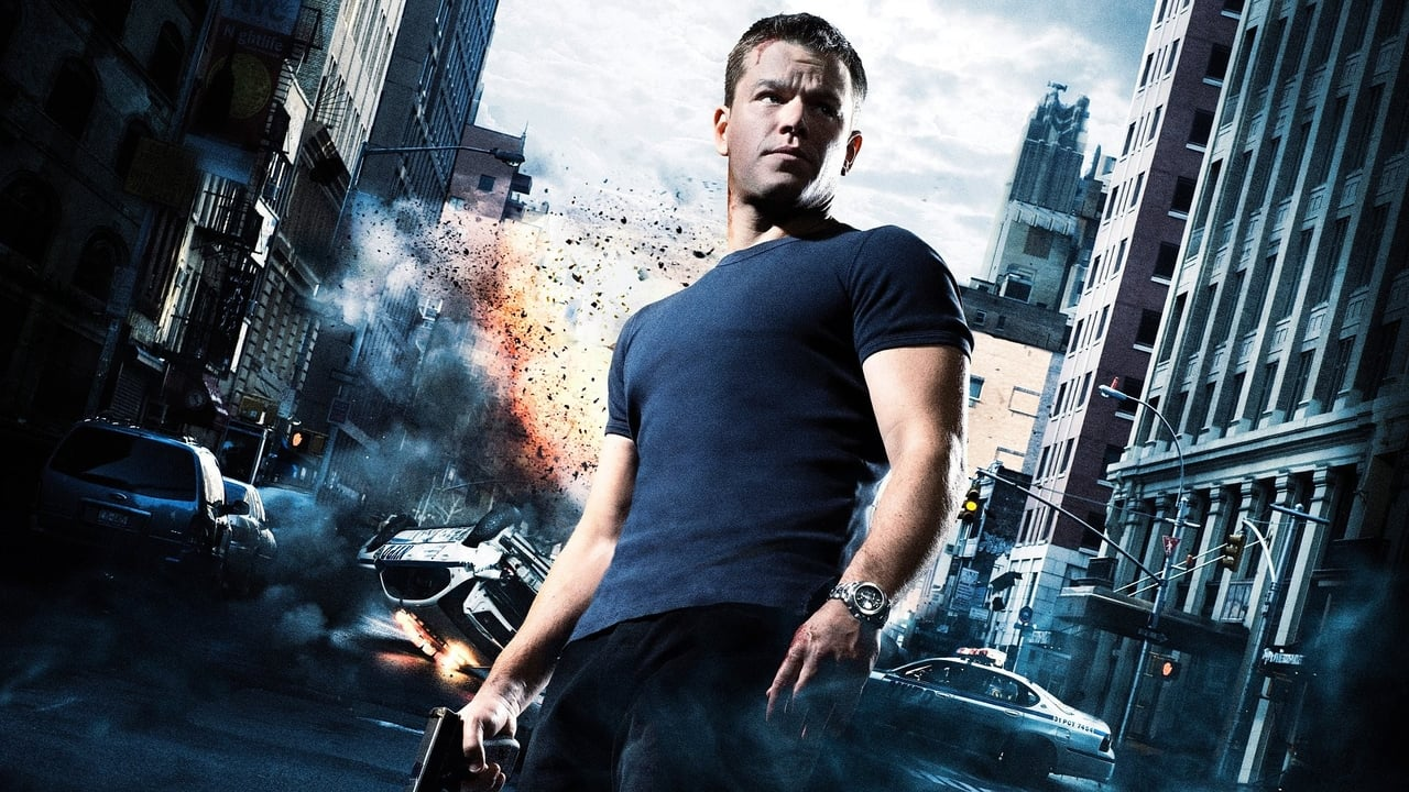 The Bourne Ultimatum 3
