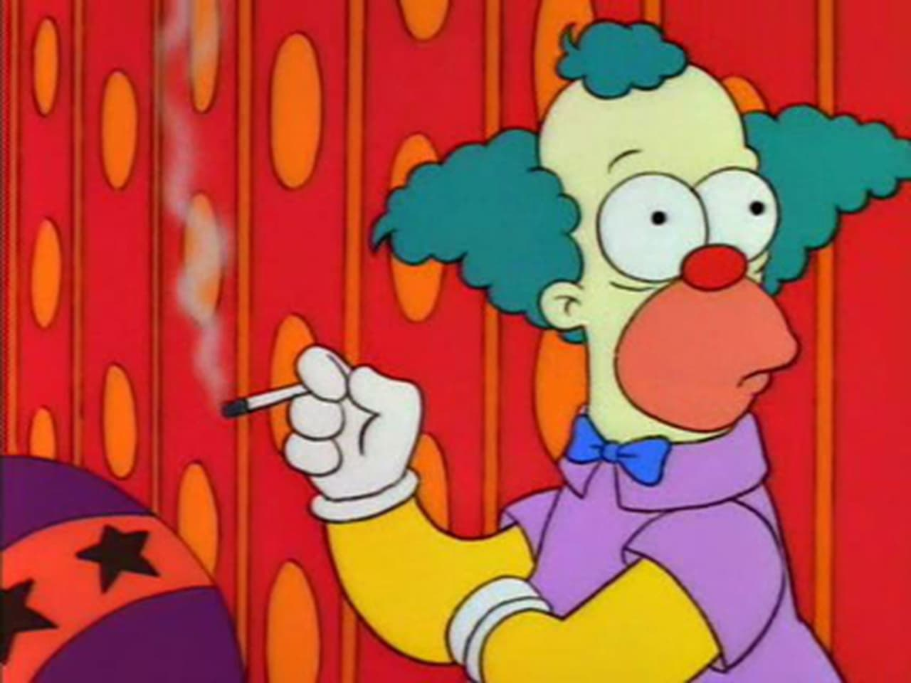 The Simpsons - Season 4 Episode 22 : Krusty Gets Kancelled
