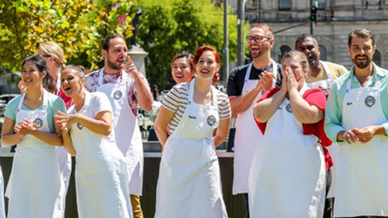 MasterChef Australia - Season 10 Episode 25 : South Australia Mystery Box Challenge & Night Market Team Challenge