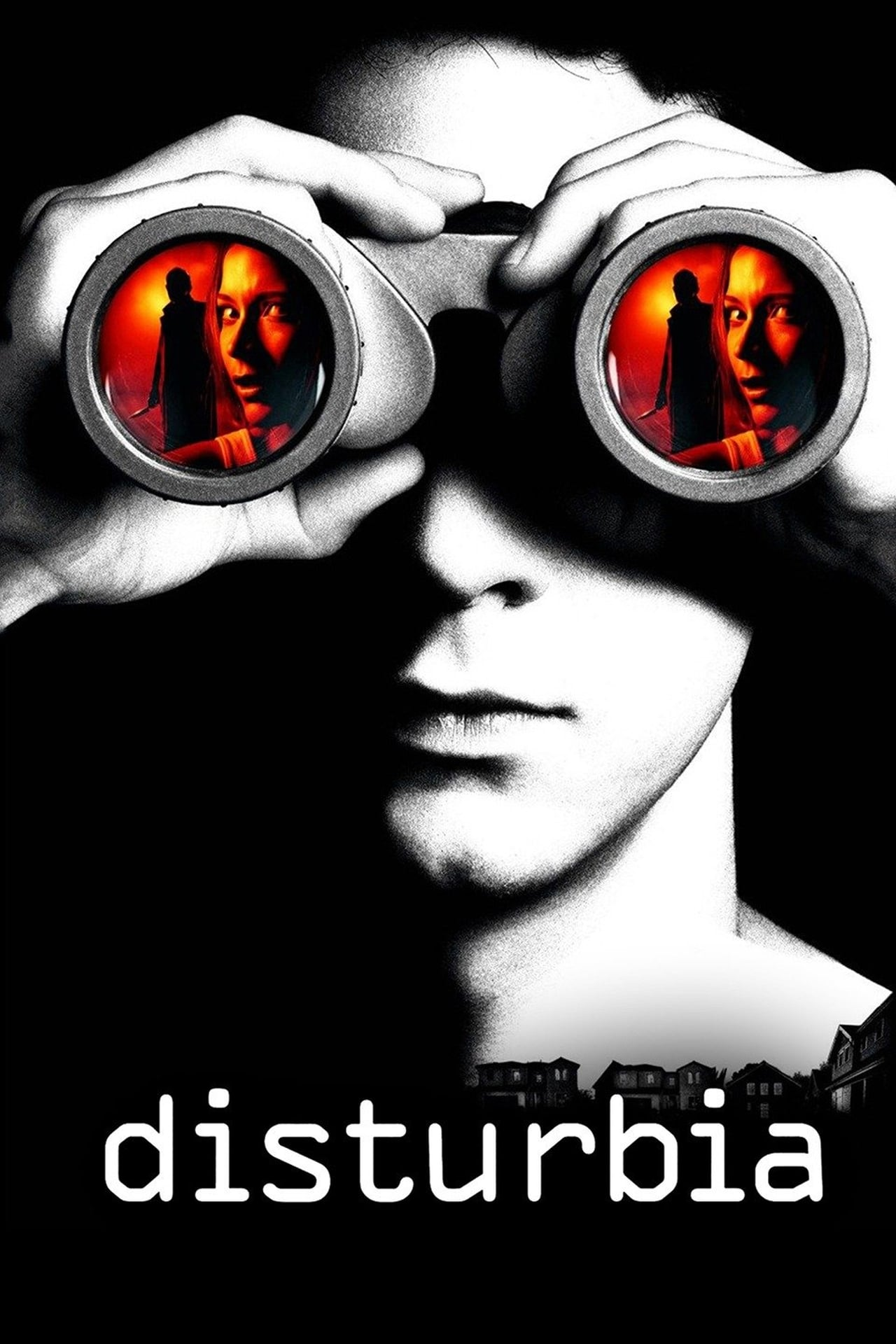 Download Disturbia (2007) Dual Audio {Hindi-English} 720p [800MB]