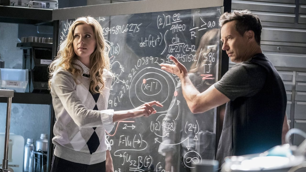 The Flash - Season 3 Episode 21 : Cause and Effect