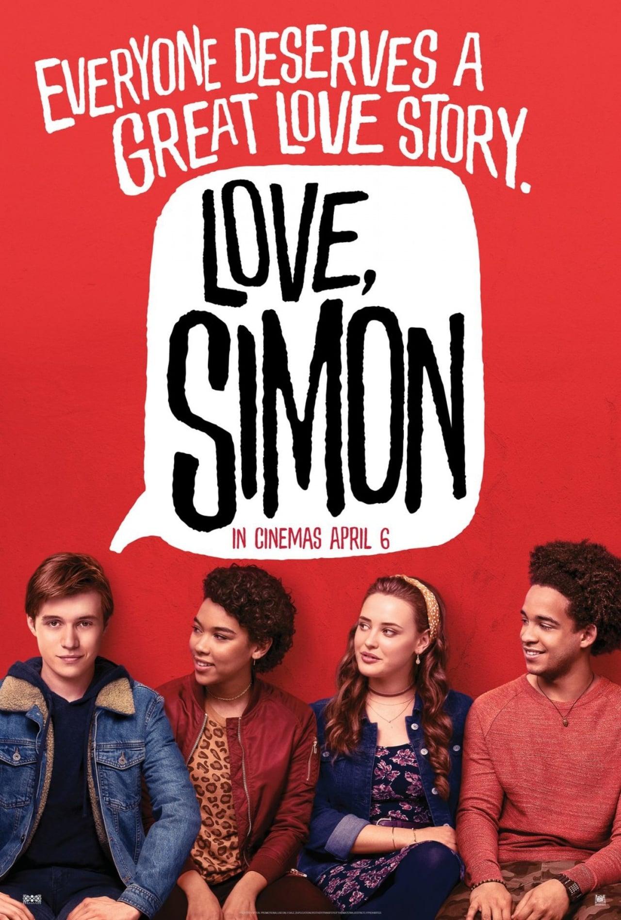 Love Simon Putlocker