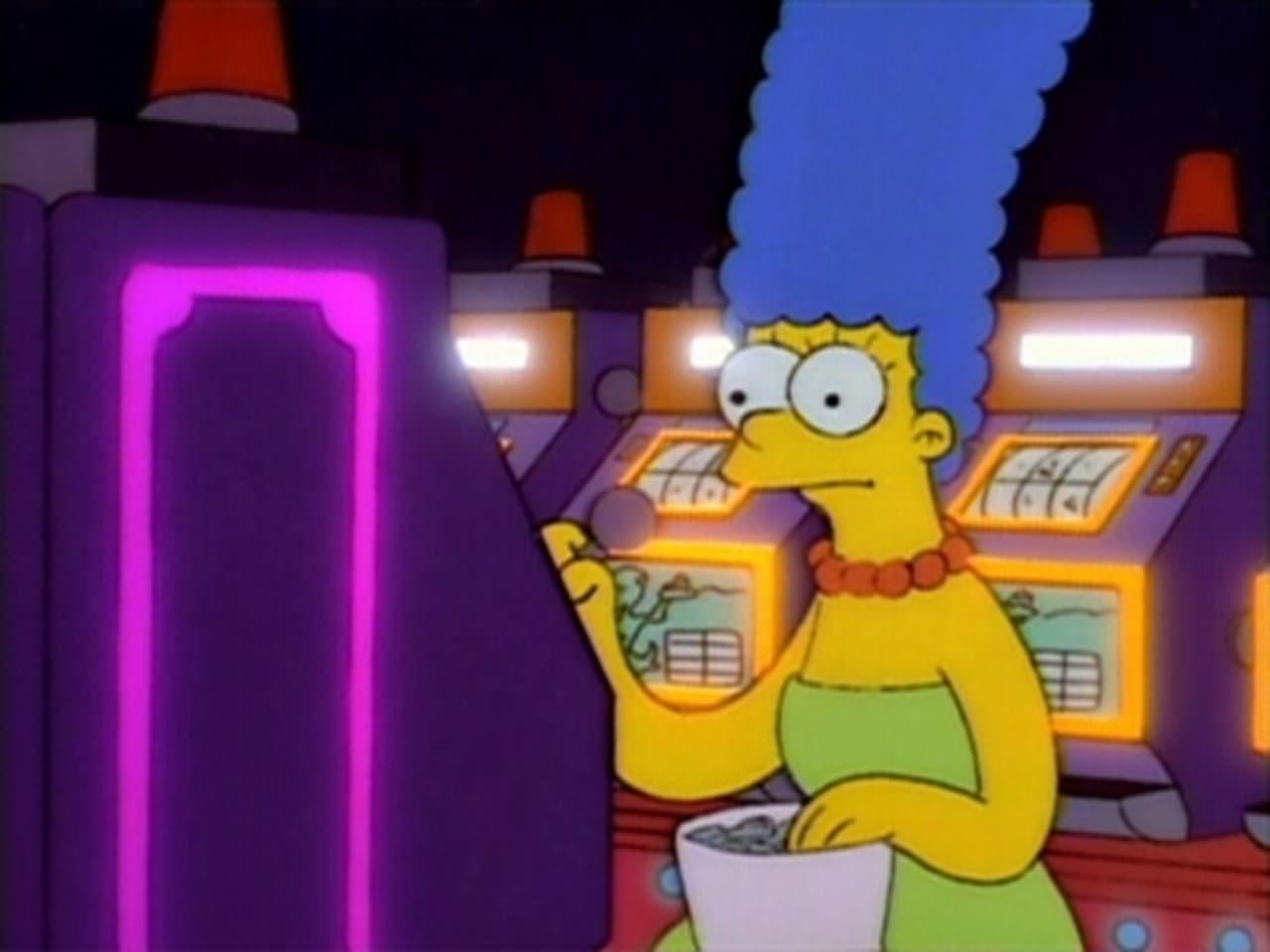 The Simpsons - Season 5 Episode 10 : $pringfield
