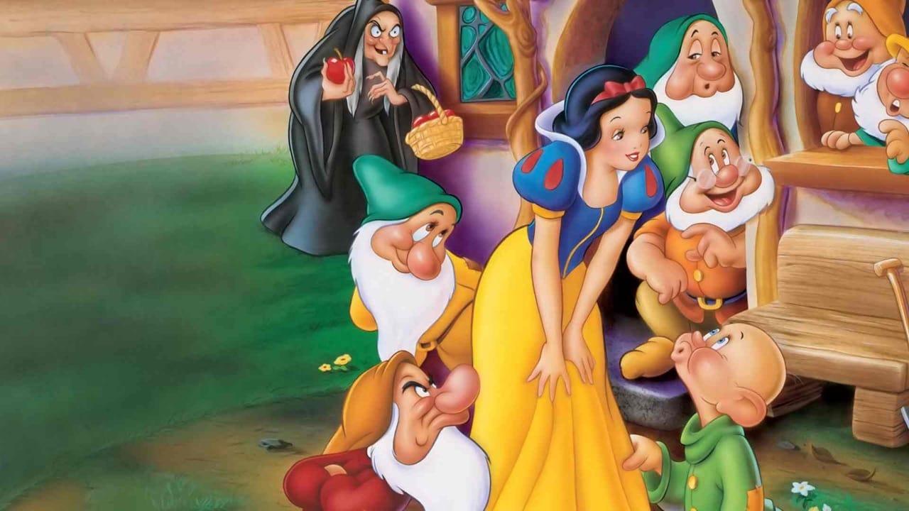 cover-Blancanieves y los siete enanitos