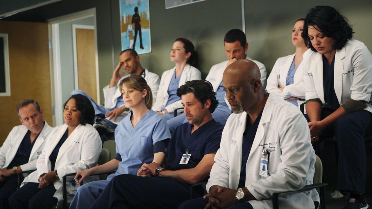 Grey's Anatomy - Season 7 Episode 11 : Disarm