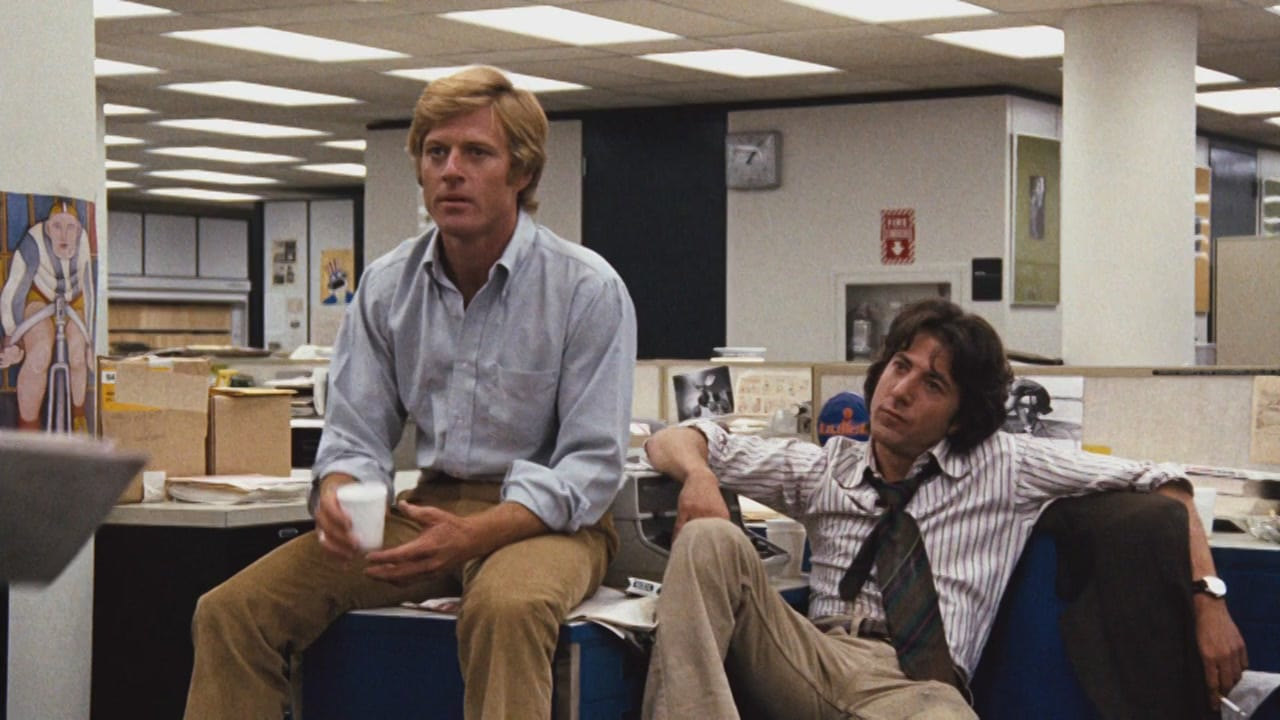 All the President's Men 2