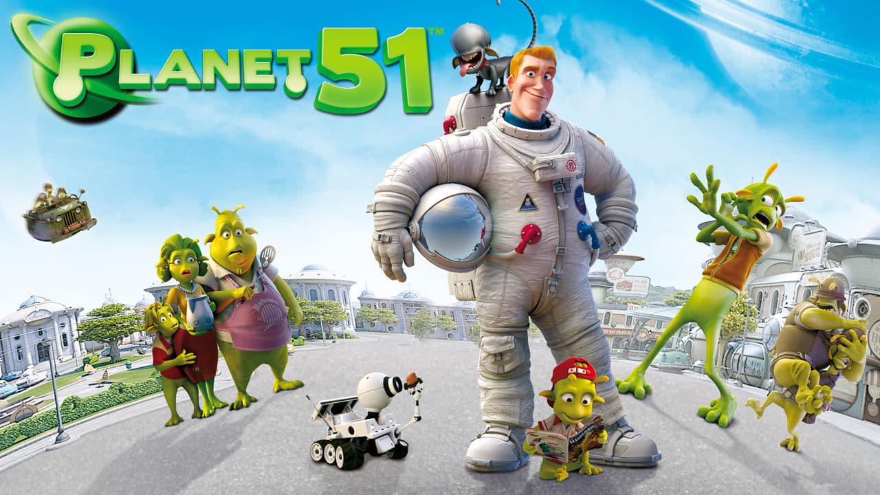 Planet 51 5