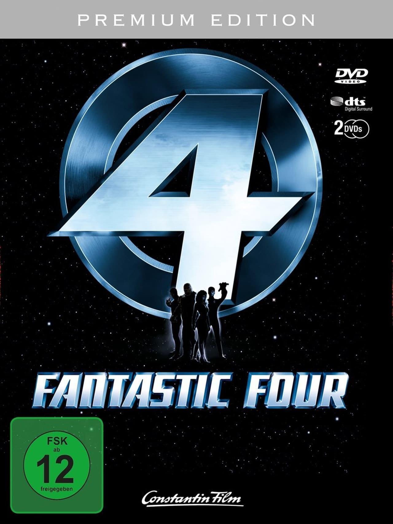 Fantastic Four 2005 Stream