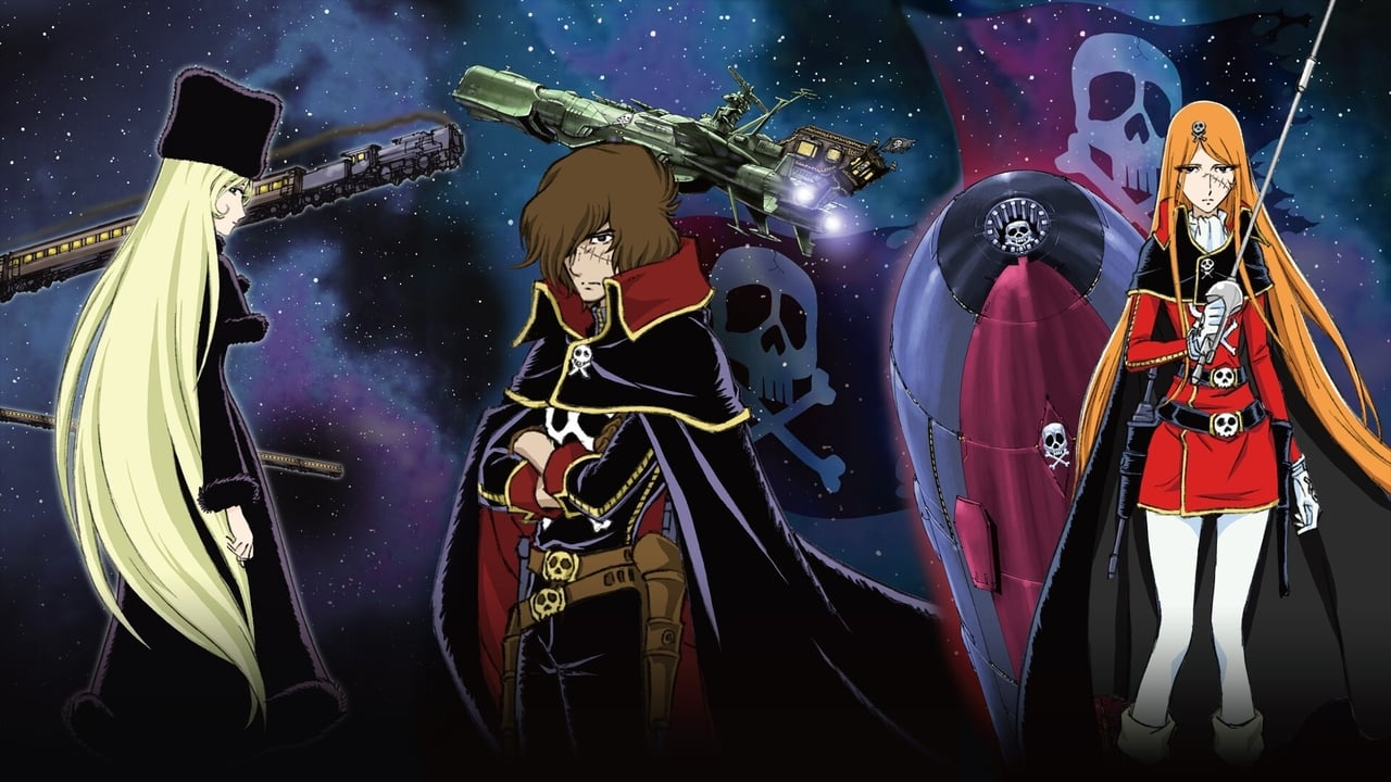 Adieu Galaxy Express 999