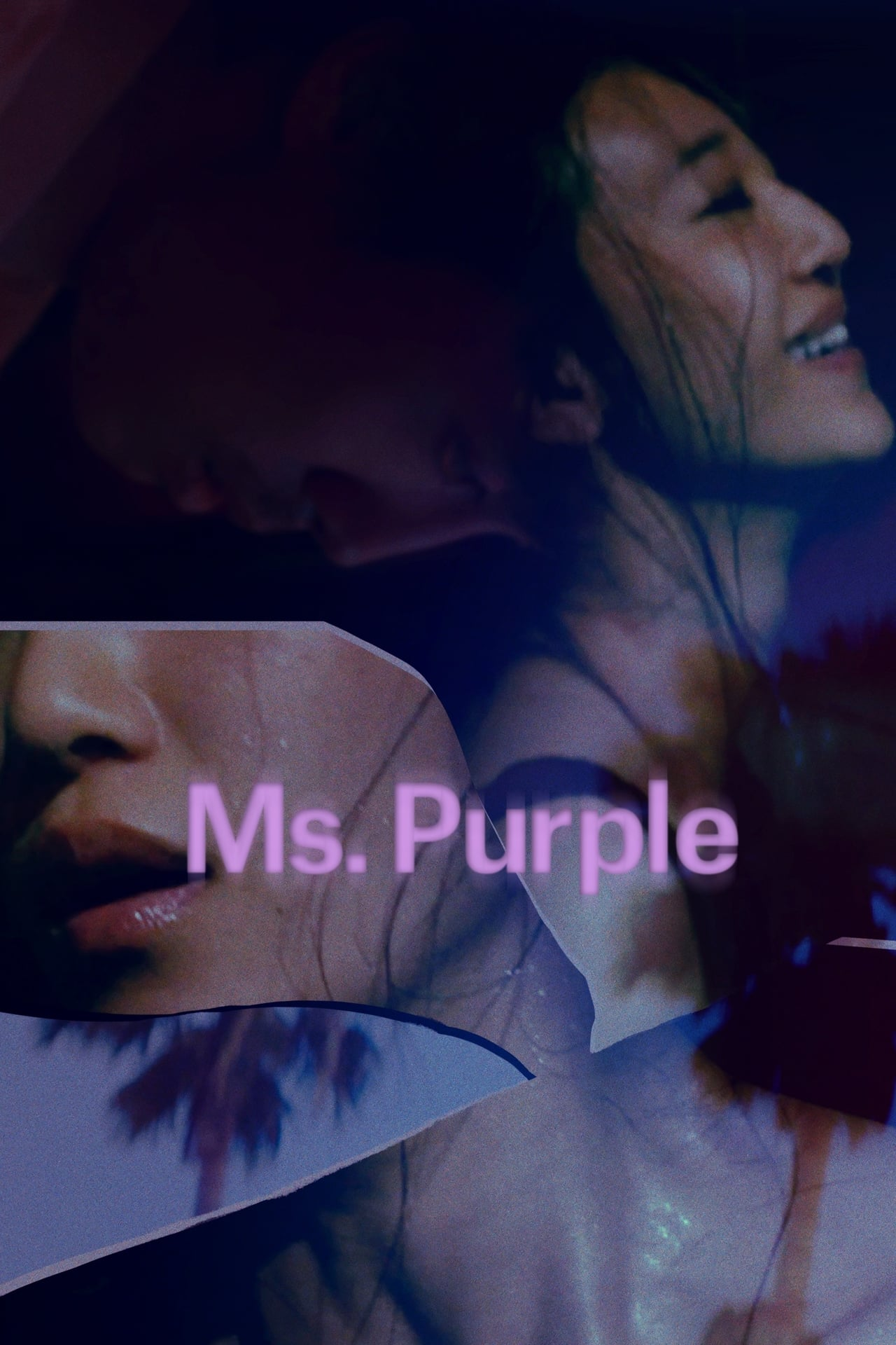 Ms. Purple poster