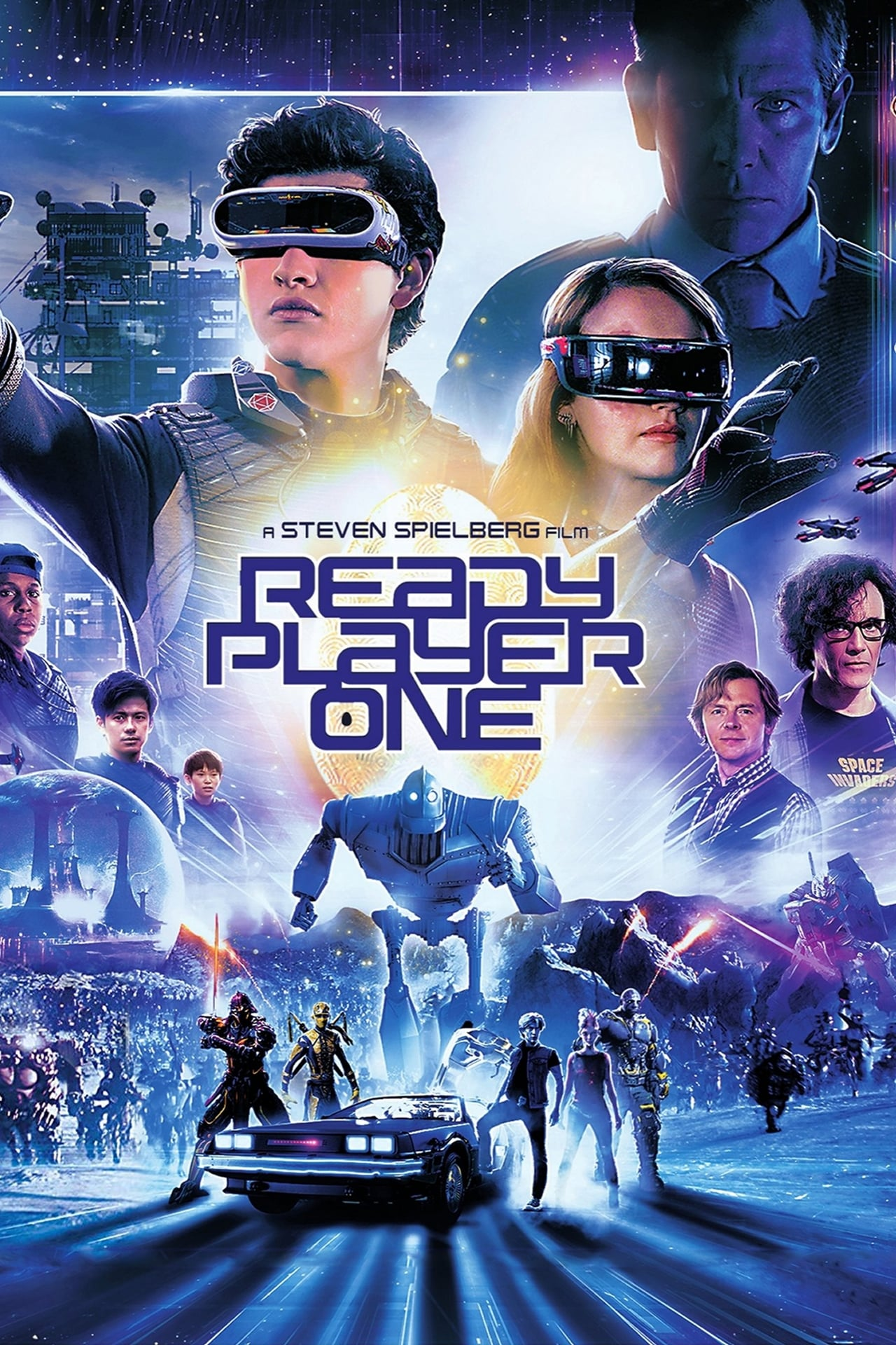 Watch Free Ready Player One (2018) Full Length Movies at
