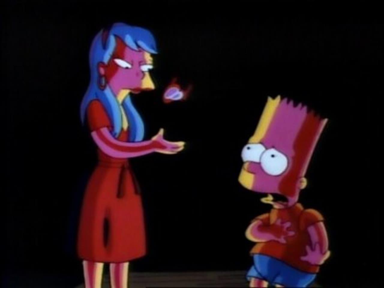 The Simpsons - Season 4 Episode 8 : New Kid on the Block