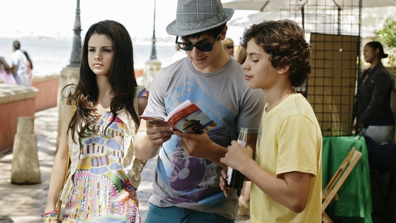 Wizards of Waverly Place: The Movie 3