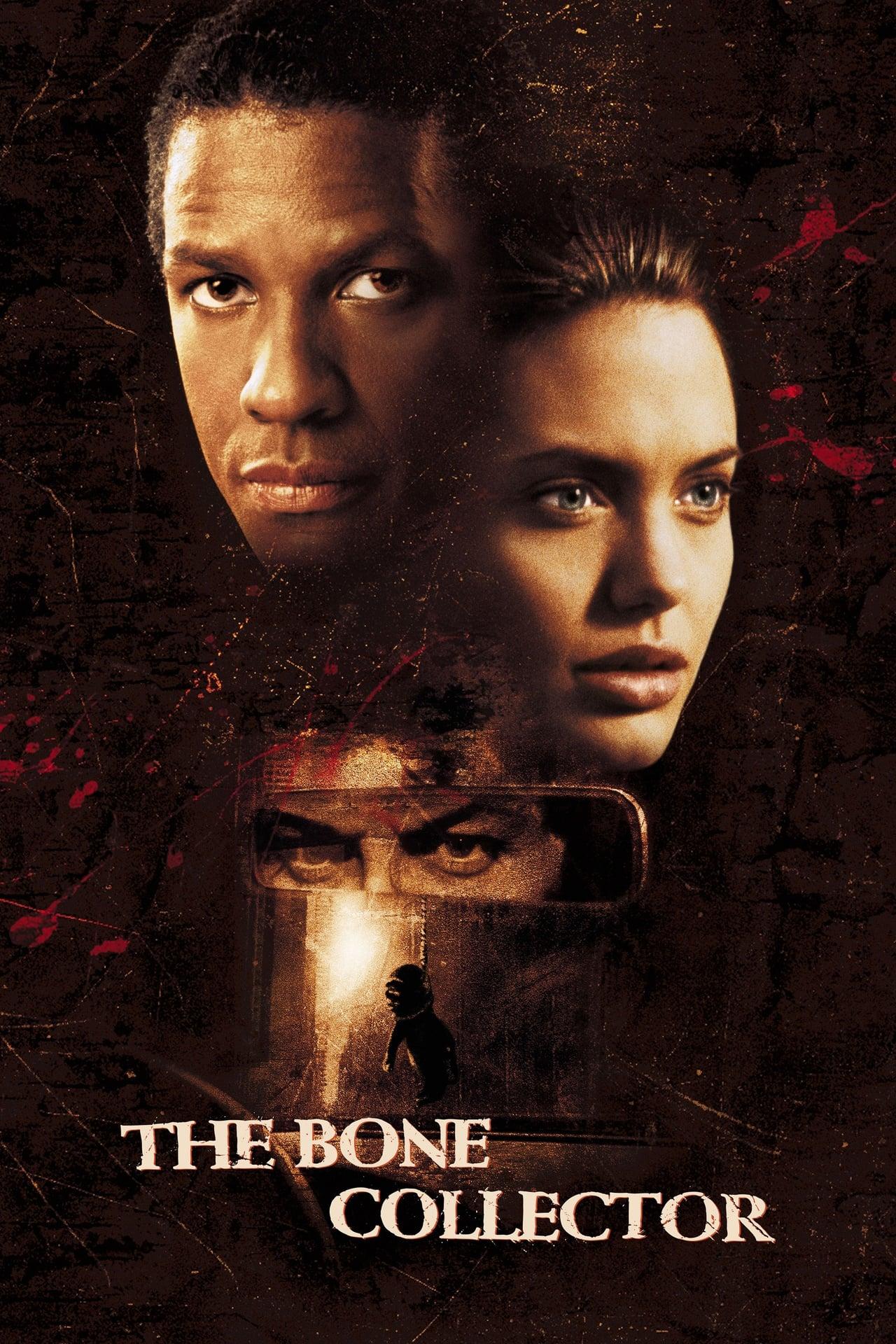 Download The Bone Collector (1999) Dual Audio [Hindi-English] 480p [400MB]   720p [800MB]   1080p [1.6GB]