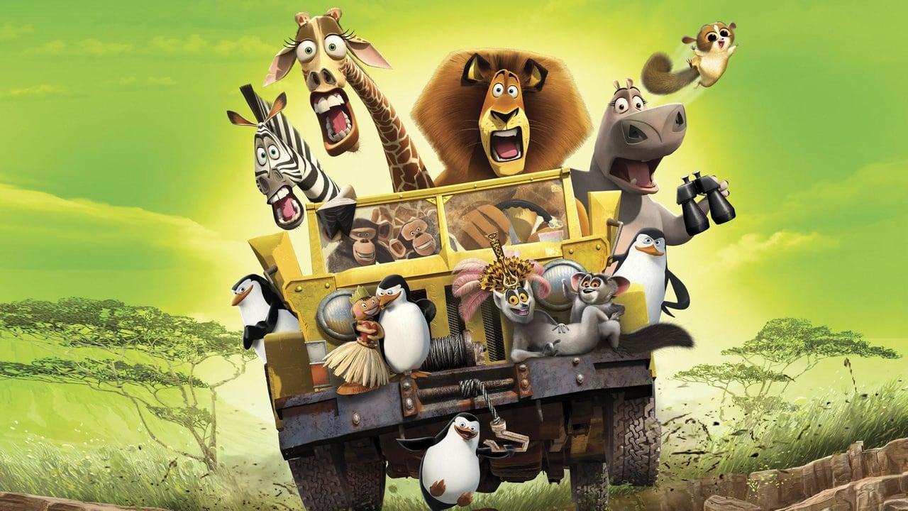 Madagascar: Escape 2 Africa 3