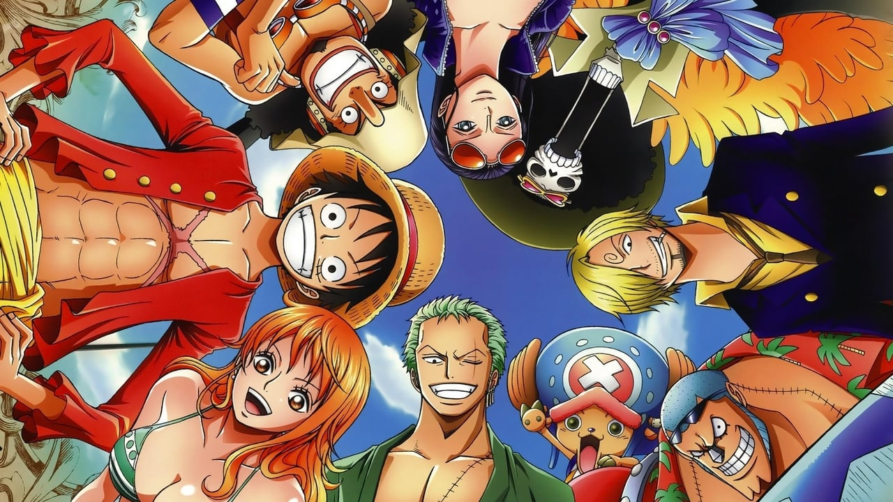 One Piece - Season 18 Episode 793 : A Seafaring Nation - Germa's King Judge