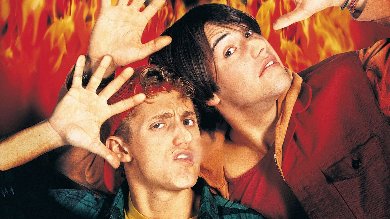 Bill & Ted's Bogus Journey 4