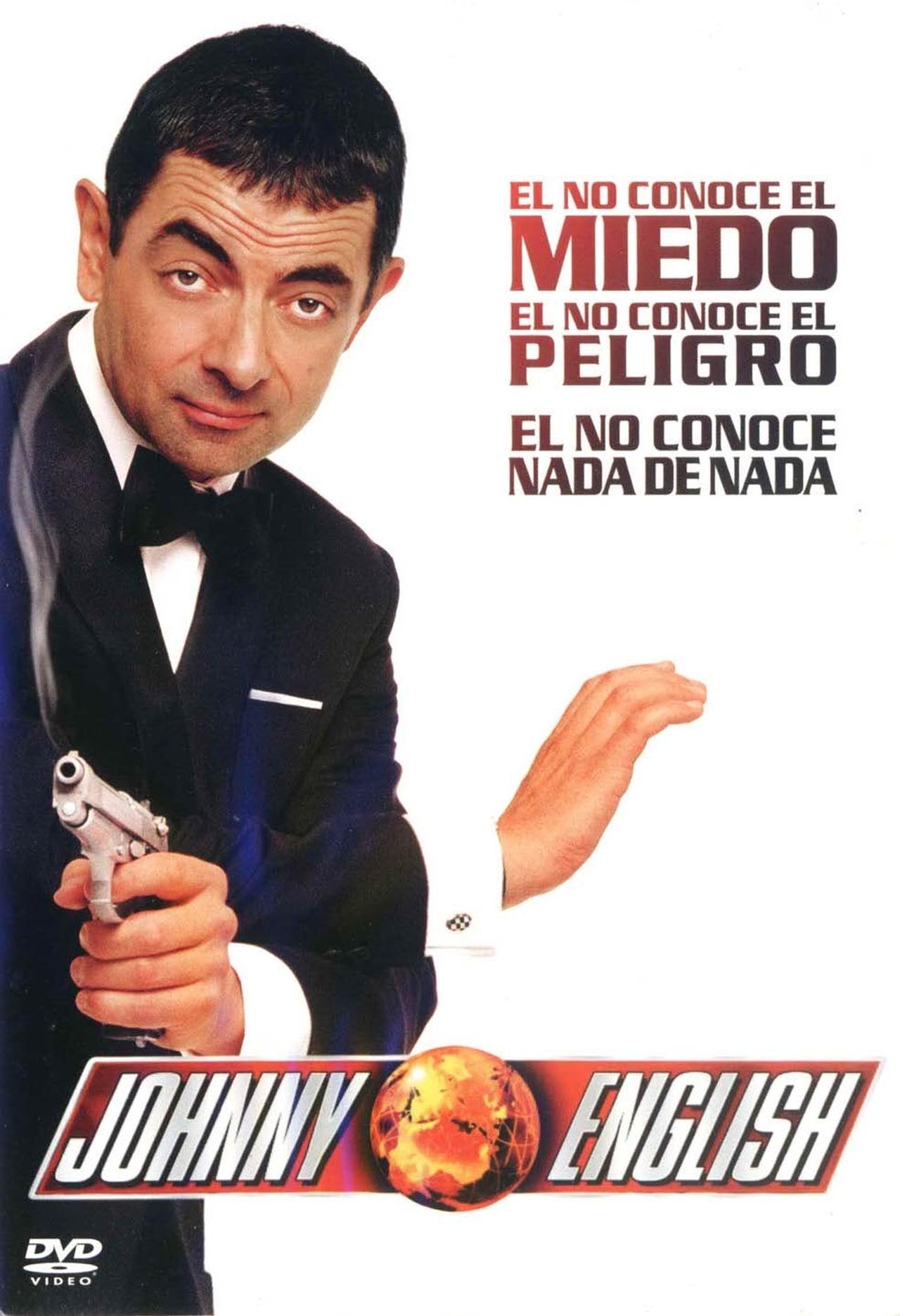 Johnny English Film