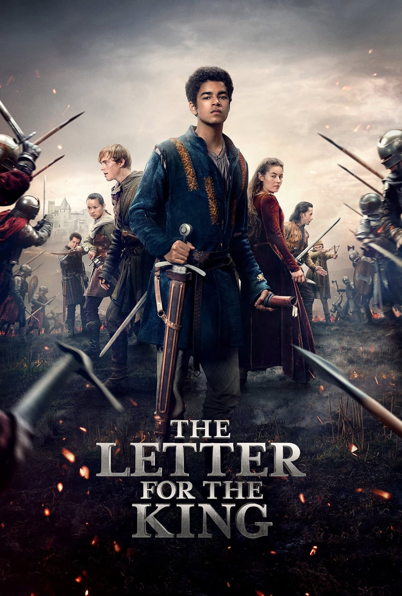 watch serie The Letter for the King Season 1 online free