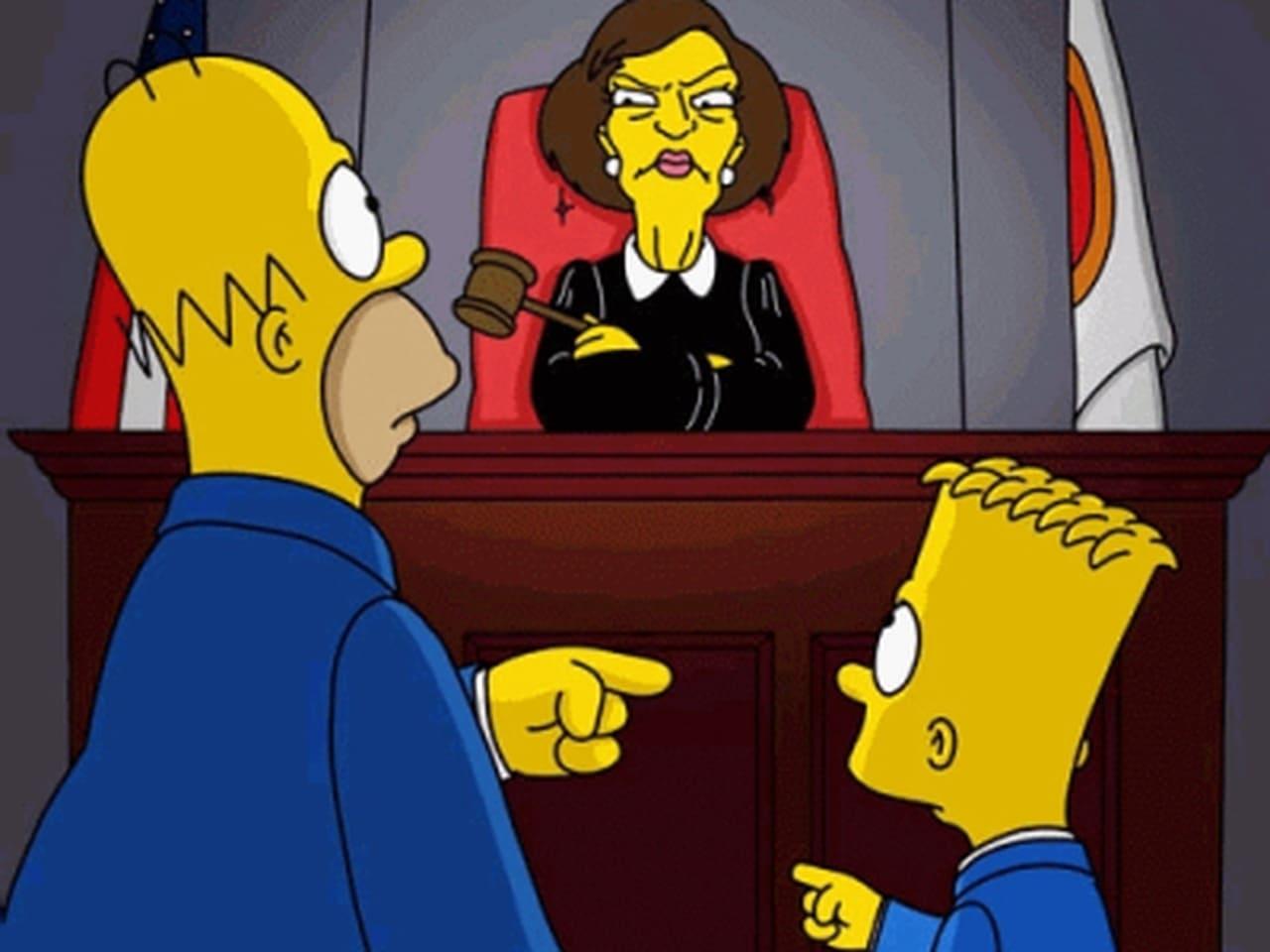 The Simpsons - Season 13 Episode 2 : The Parent Rap