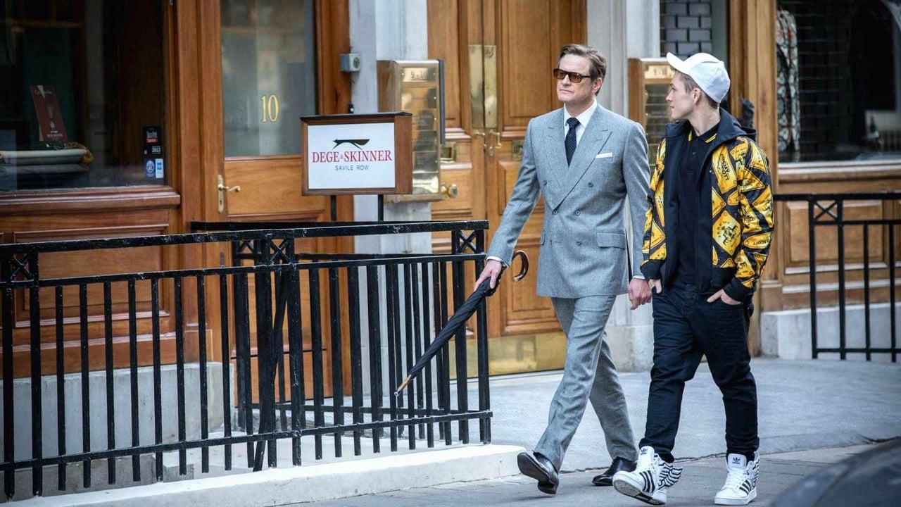 Kingsman: The Secret Service 1