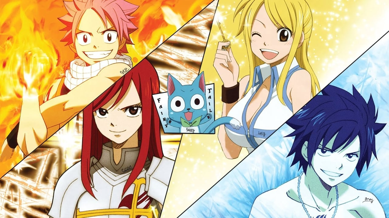 Fairy Tail Season 3 Episode 12 : Human Gate