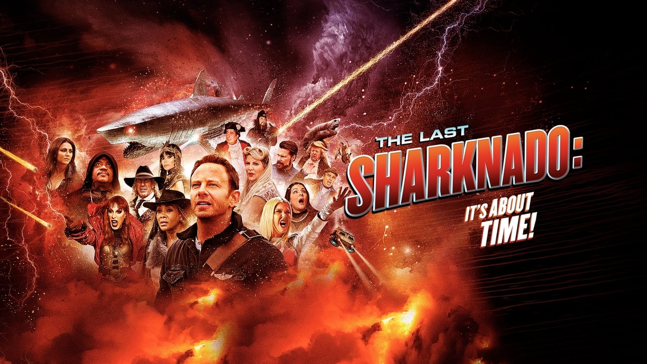 The Last Sharknado: It's About Time 2