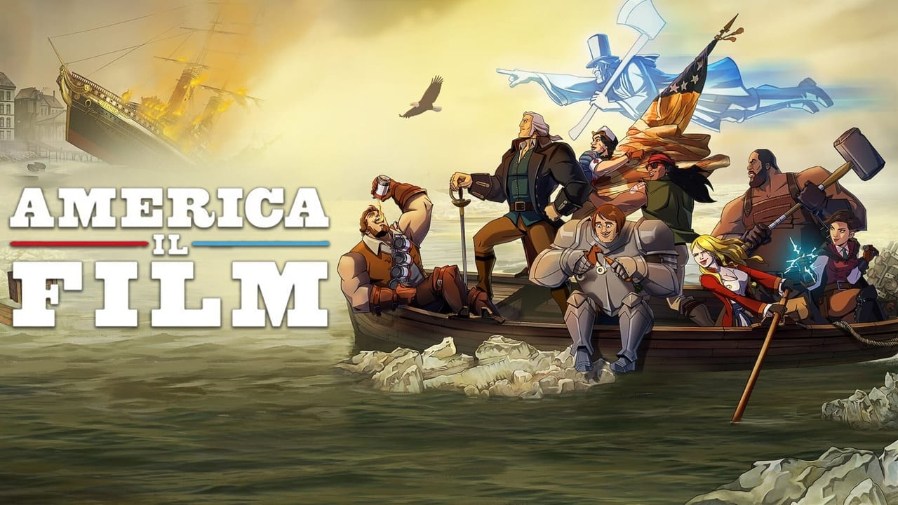 America: The Motion Picture (2021)