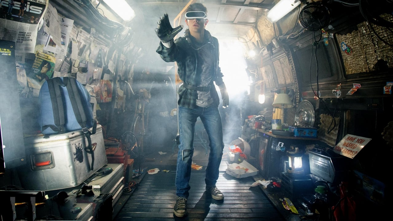 Ready Player One (2018) Full Movie