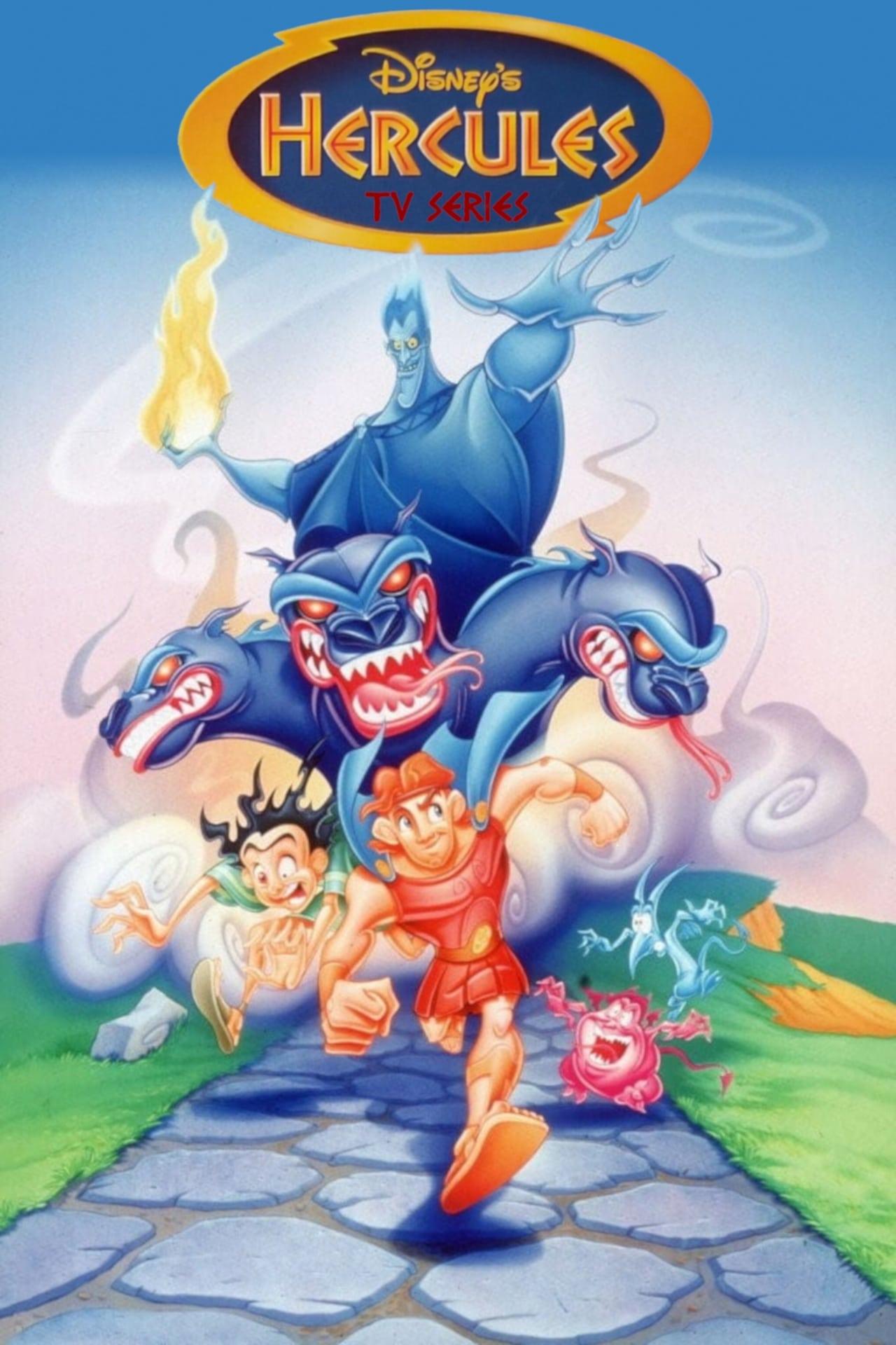 Wer Streamt Disneys Hercules Serie Online Schauen