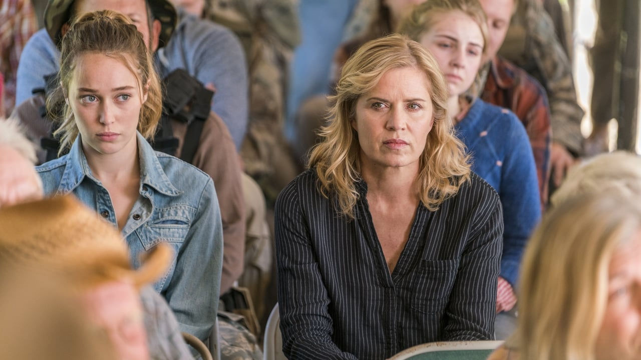 Fear the Walking Dead - Season 3 Episode 3 : TEOTWAWKI