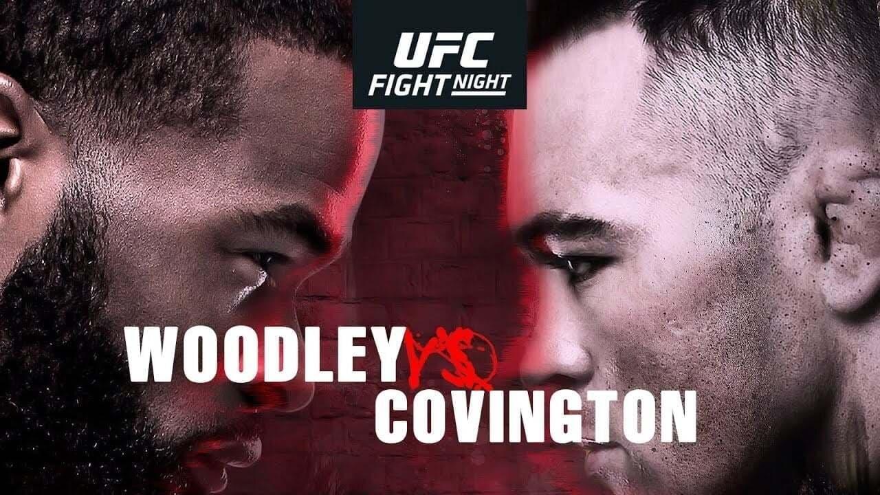 UFC Fight Night 178: Covington vs. Woodley - Prelims