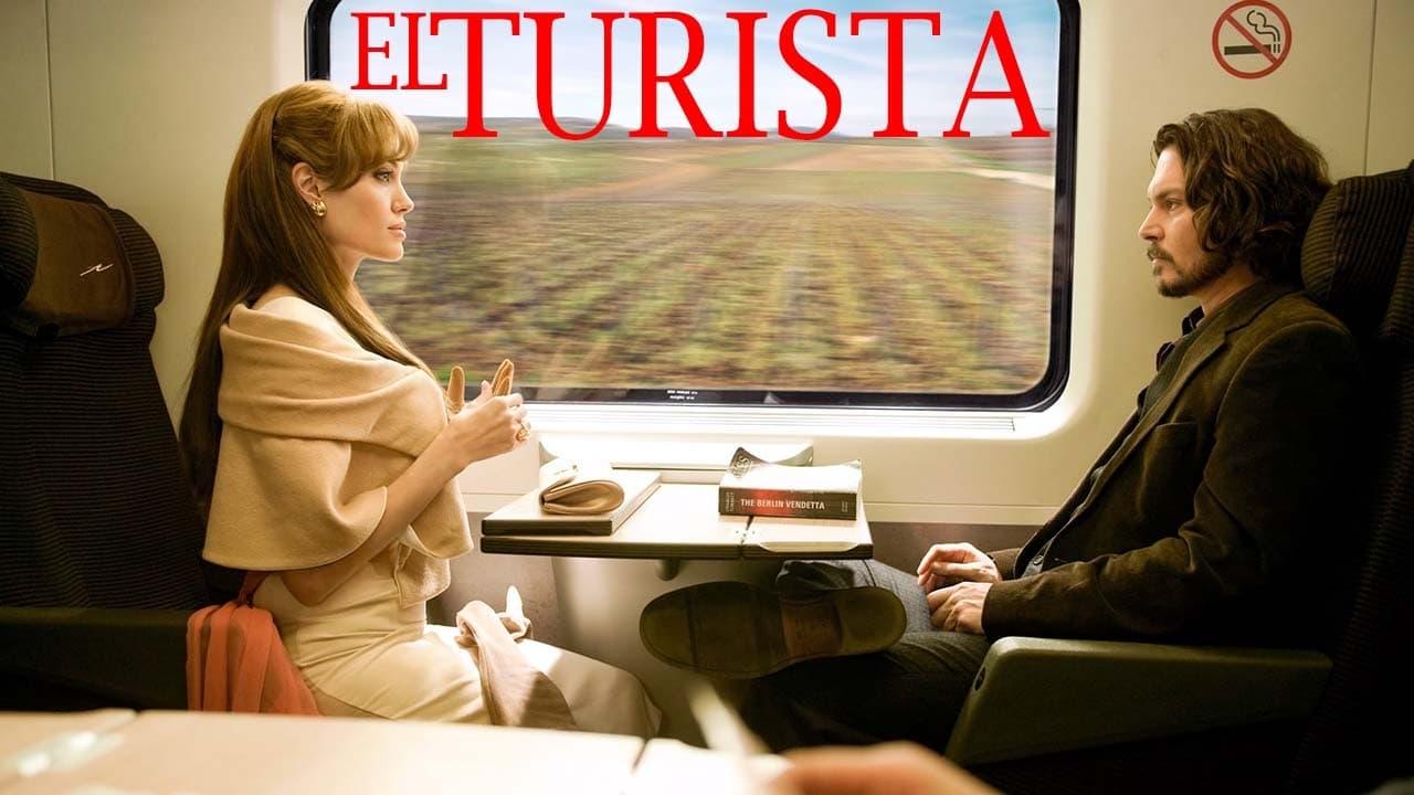 cover-The tourist