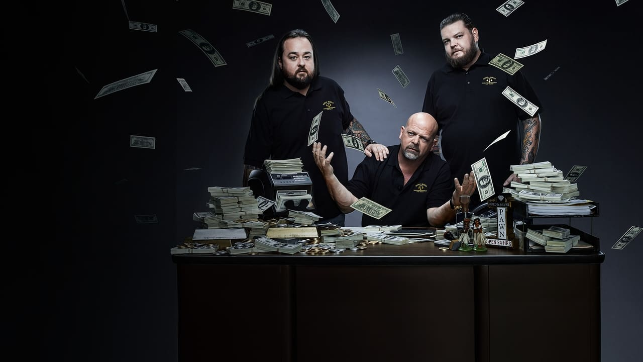 Pawn Stars Season 14 Episode 10 : Thar She Pawns!