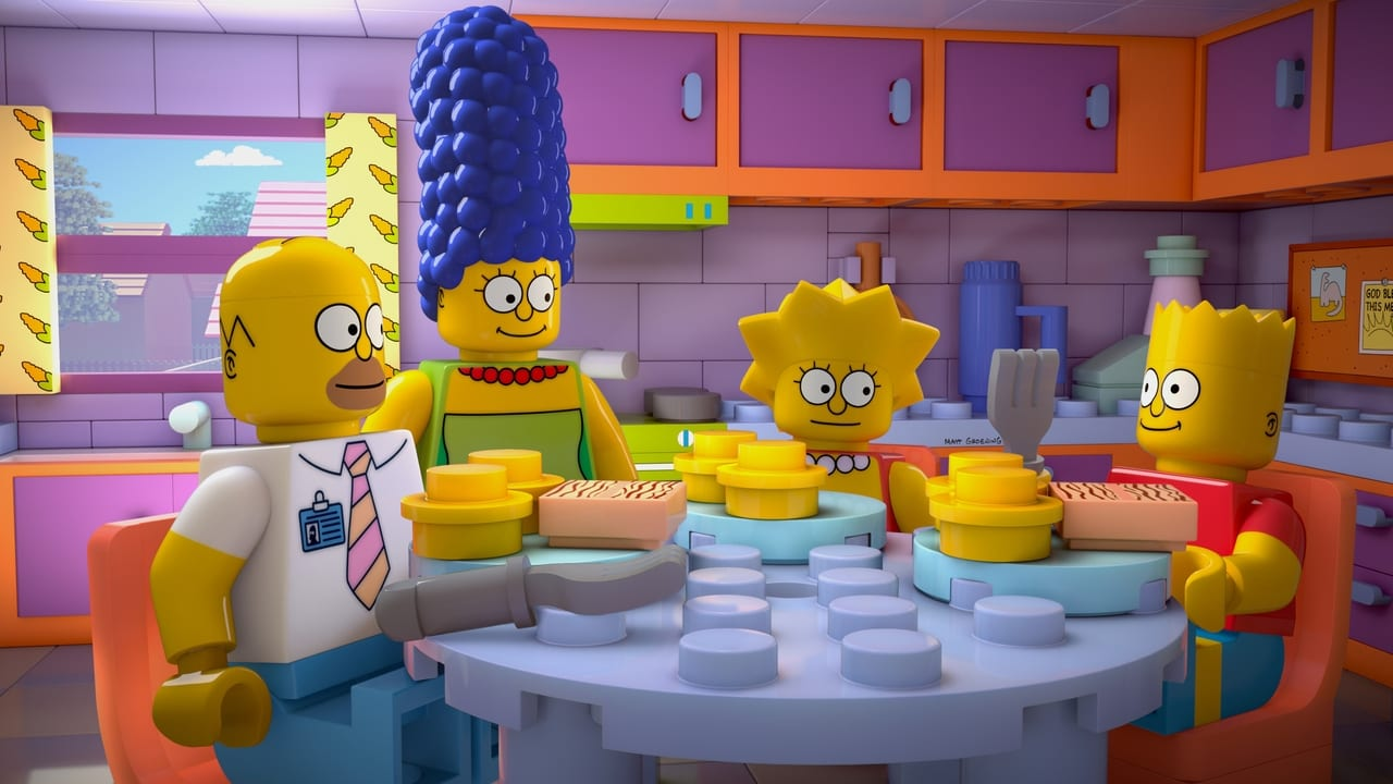 The Simpsons - Season 25 Episode 20 : Brick Like Me