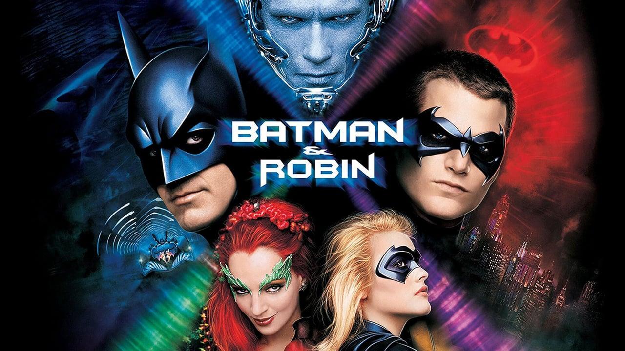 Batman & Robin 4