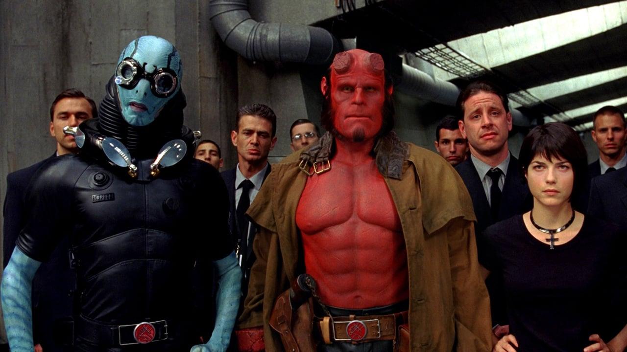 Hellboy - Die goldene Armee (2008)