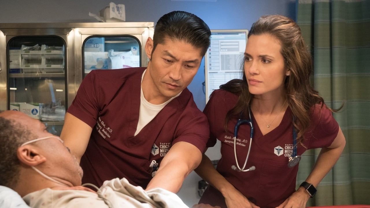 Chicago Med - Season 2 Episode 7 : Inherent Bias