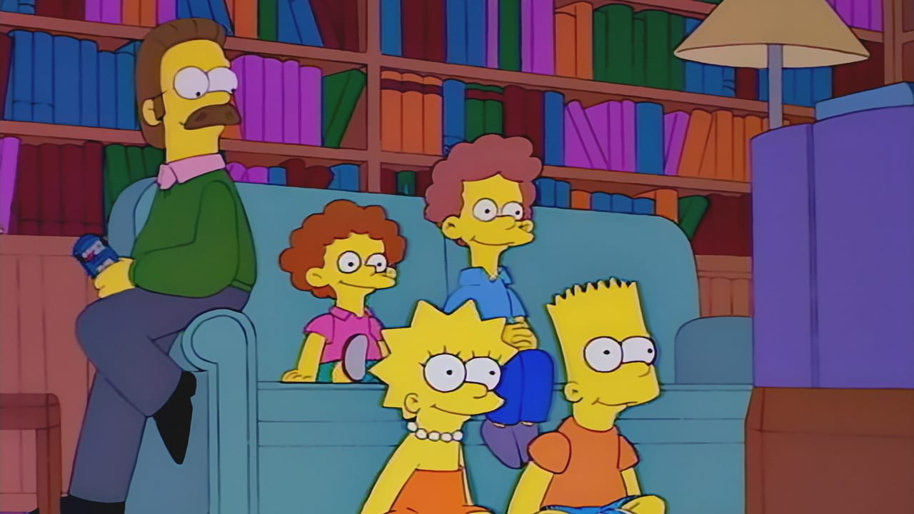The Simpsons - Season 7 Episode 3 : Home Sweet Homediddly-Dum-Doodily