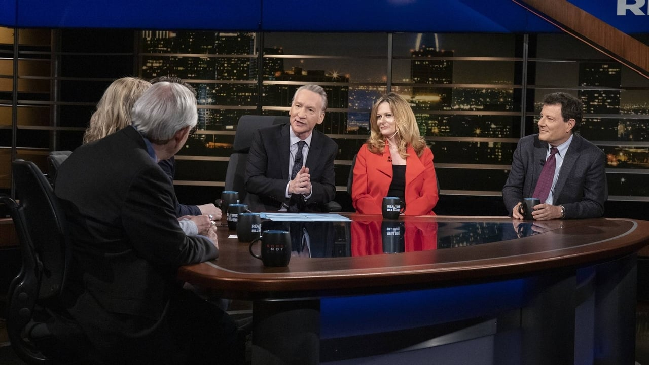 Real Time with Bill Maher - Season 18 Episode 7 : Episode 522