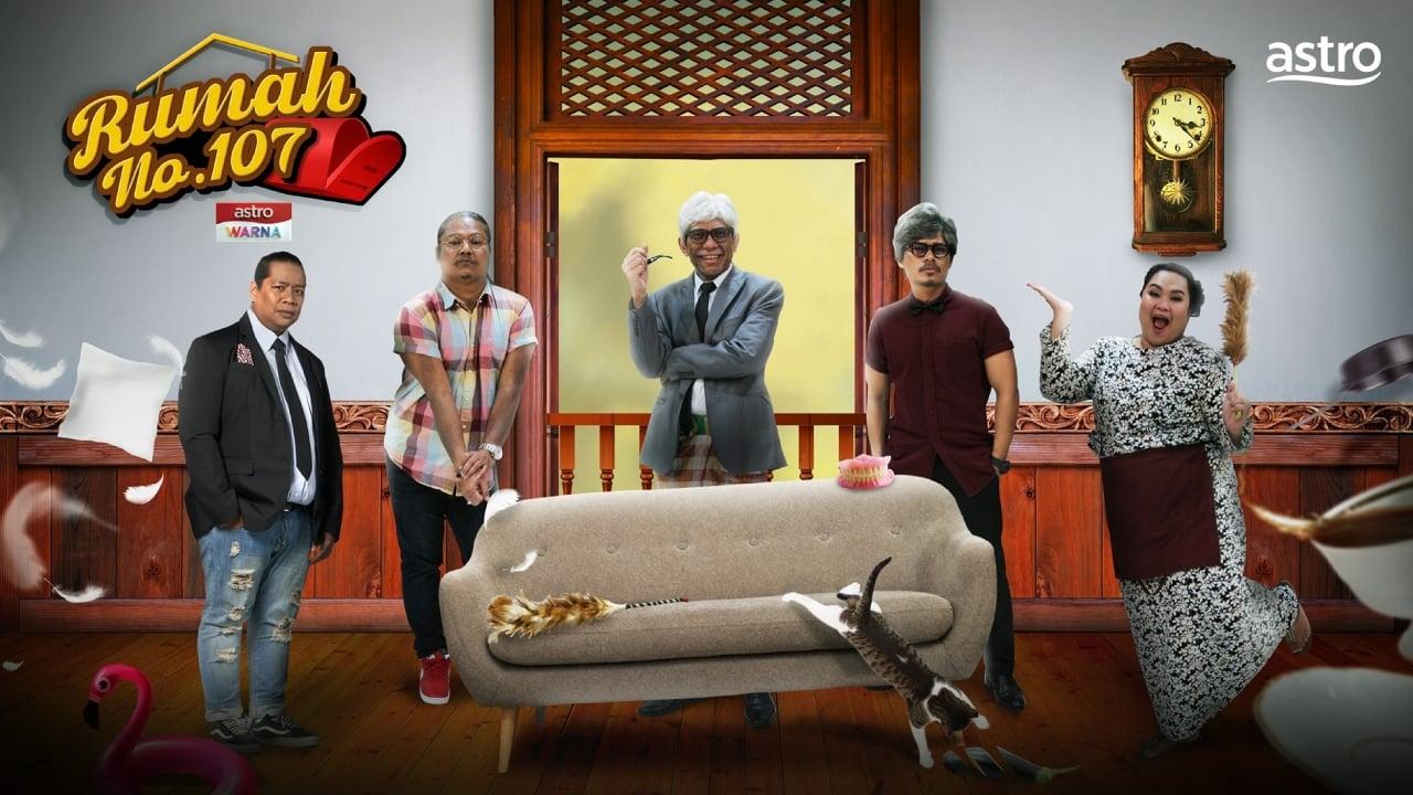 Rumah No. 107 - Season 1 Episode 1 : Episode 1 (2020)