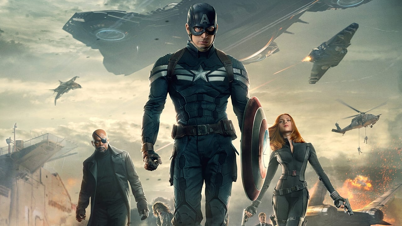 Captain America: The Winter Soldier 1
